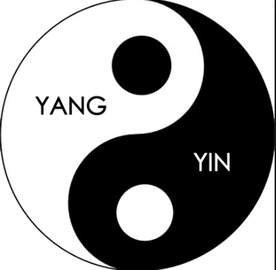 Yin And Yang The Dark Side And The Sunny Side Highgate Primary